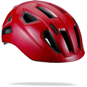BBB Sonar Helmet Youth glossy red